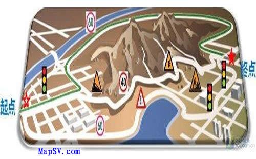 地图标注图标